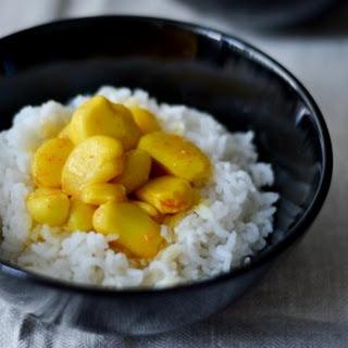 Poondu Kari - Garlic Curry - Postpartum Food