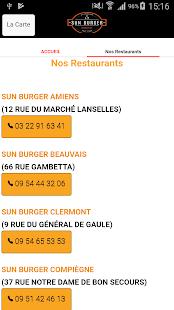 Sun Burger - náhled