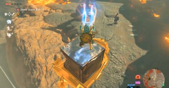 Hyrule for Zelda Breath Tip - náhled