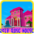 The Great Pink House map for MCPE