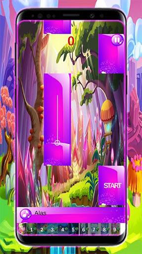 New 🎹 Soy Luna Piano Tiles Game screenshot 3
