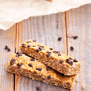 Quaker Chewy Chocolate Chip Protein Bars.
