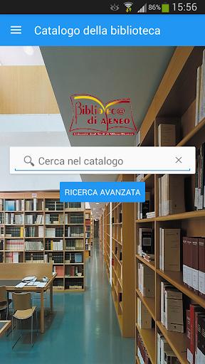 BiblioApp Bicocca
