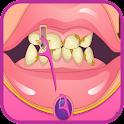 crazy dentist games icon