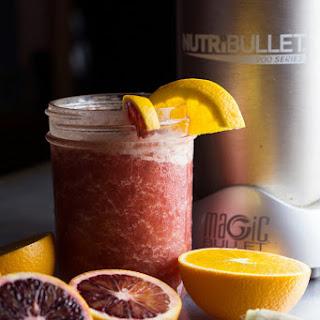 Orange Blast Hydration Slushie