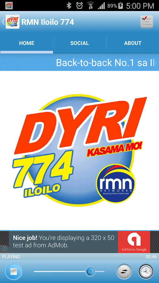 RMN Iloilo 774- screenshot