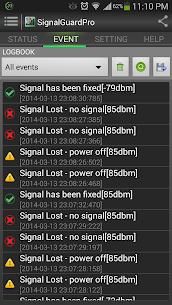 Signal Guard Pro MOD APK 7