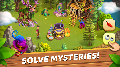 Funky Bay - Farm & Adventure game 38.6.652 screenshots 2