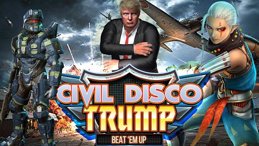 Civil Disobedience - Trump Beat 'Em Up  astuce 1