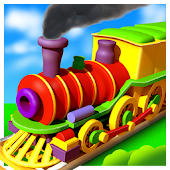 Toy Train: Track Builder