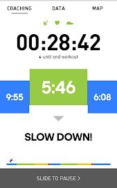 adidas train & run Screenshot 4