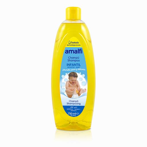 champú amalfi infantil 750 ml