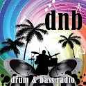 DnB Drum & Bass Radio Stations icon