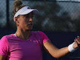 Yanina Wickmayer analyseert nederlaag tegen Donna Vekic