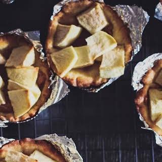 Mini Toffee Apple Pies.