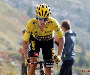 """Eindzege in de Tour wenkt stilaan voor Roglic: """"Nu ben ik nog gelukkiger"""" en """"De kloof is nooit groot genoeg!"""""""
