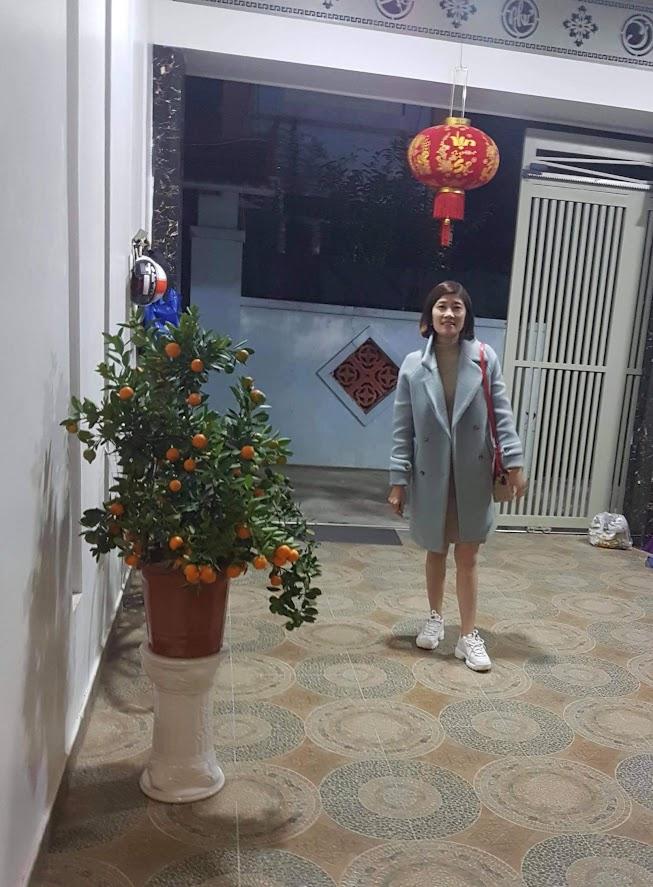 Anh Tuấn, vợ và 2 con