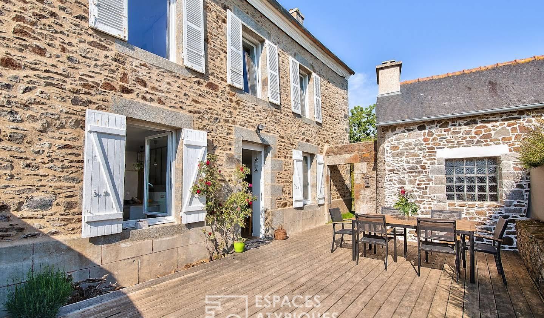 Maison avec terrasse Binic