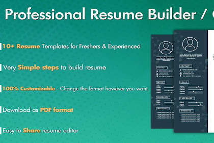 Cv Resume Maker Apk