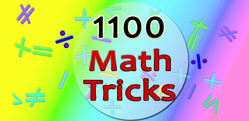 1100 Math Tricks - Apps on Google Play