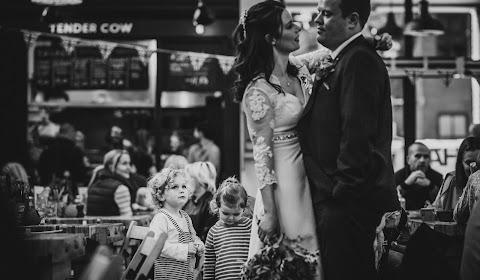 Wedding photographer Manchester (petefarrell). Photo of 24.01.2019