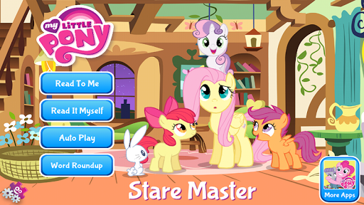 MY LITTLE PONY: Stare Master