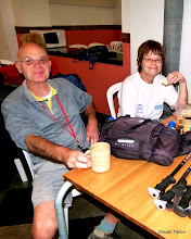 Photo: Mary & Willy (Mary Remorie & Willy Palmkoeck) (Scheldestappers Zingem)