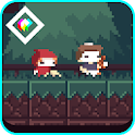 Tel and Aitch — 8-Bit Game icon