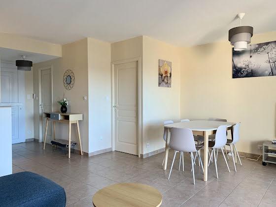 Vente appartement 3 pièces 62,46 m2