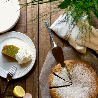Basil Olive Oil Cake Recipe