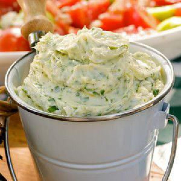 Garlic Herb And Parmesan Butter Recipe