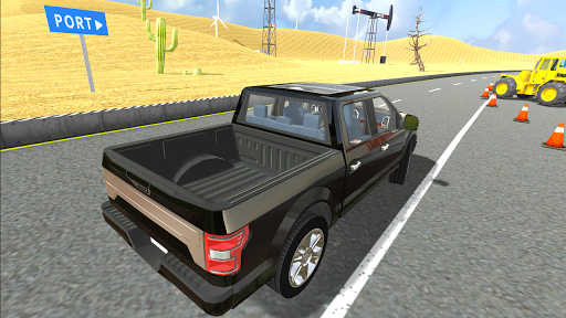 Offroad Pickup Truck F for PC