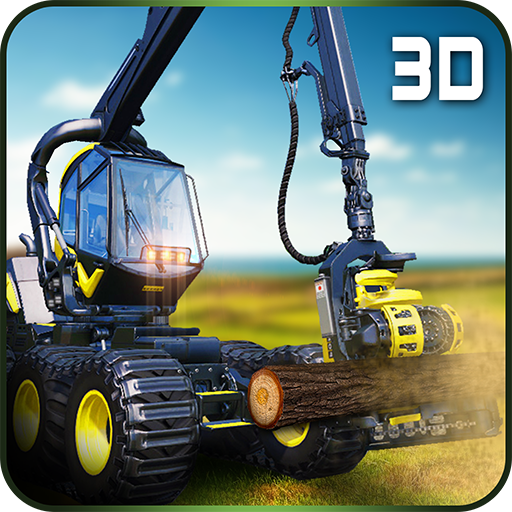 Hay Farm Truck Driver Logs 3D game (apk) free download for Android/PC/Windows