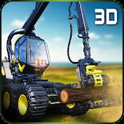 Game Hay Farm Truck Driver Logs 3D APK for Windows Phone