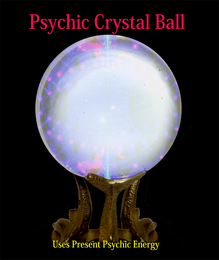 Psychic Crystal Ball- screenshot