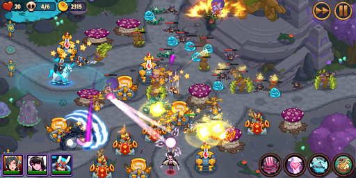 Realm Defense: Epic Tower Defense Strategy Game  screenshots 7
