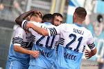 Serie A: Lazio Roma blijft in de running voor Europees voetbal