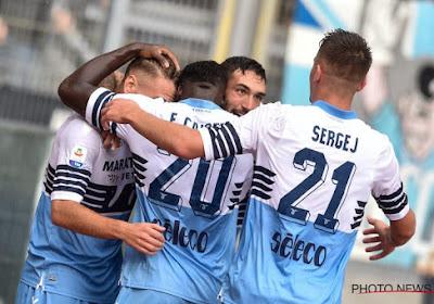 ? La Lazio Rome avec Jordan Lukaku se défait facilement de la SPAL