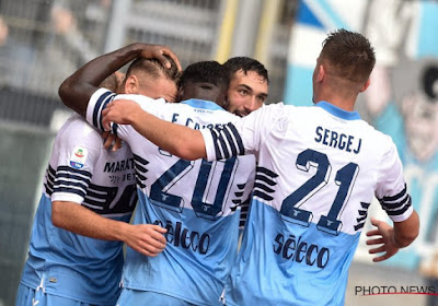 Coupe d'Italie : la Lazio va éliminer l'Inter chez lui (mais sans Lukaku)