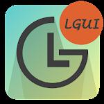 Material LGUI Dark CM12/12.1 v1.2