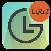 Material LGUI Dark CM12/12.1