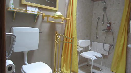Chambre accessible PMR Cottage