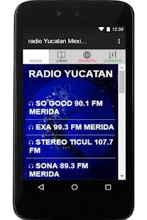 radio Yucatan Mexico gratis fm - náhled