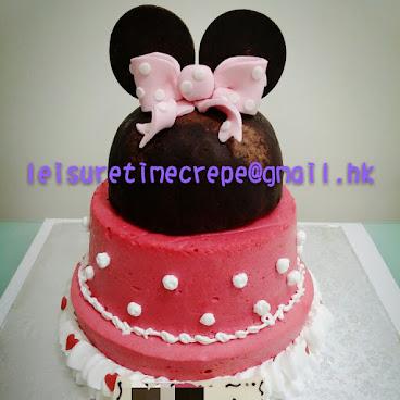 cake modelling