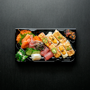 Sashimi & Oshi Set