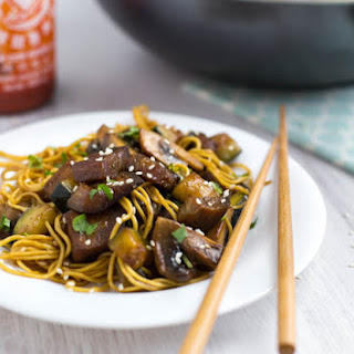 Sweet And Spicy Honey Sriracha Stir Fry
