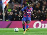 Samuel Umtiti blesseert zich opnieuw op training bij Barcelona
