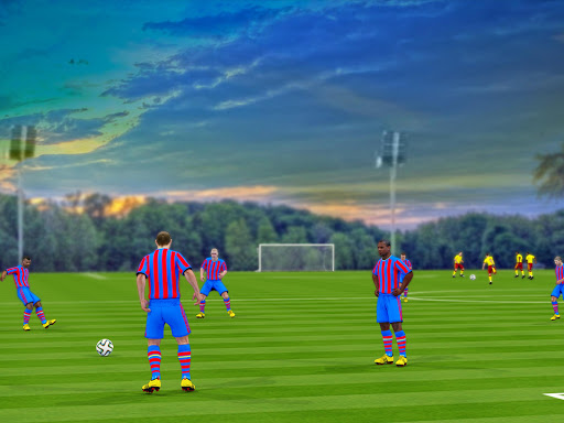 Soccer League Hero 2017 Stars 2.0.0 screenshots 6
