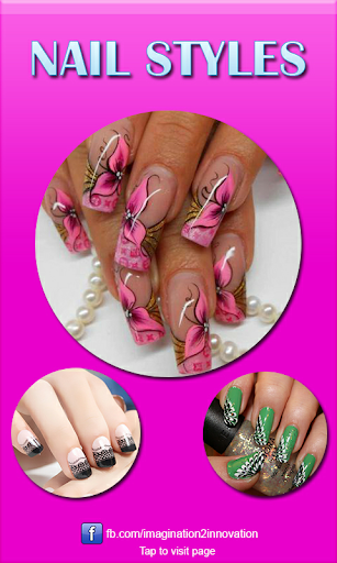 Latest Nail Paint Styles - HD