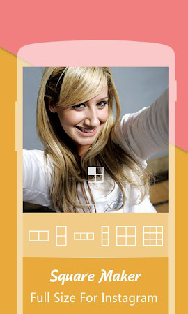 SquareMaker: blur  InstaSquare 2.6 screenshot 326548